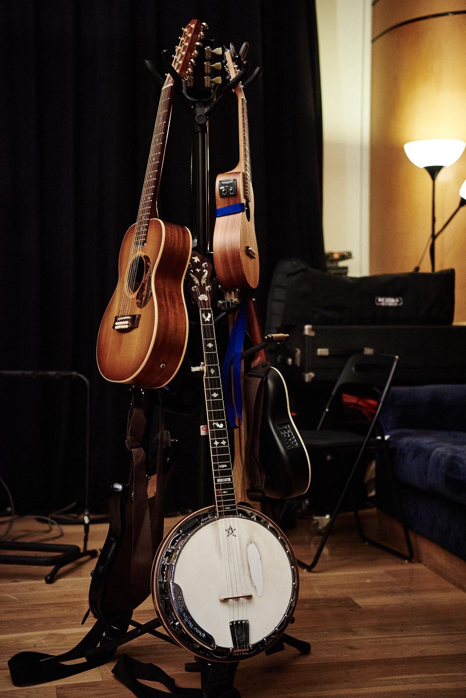 The Beaky Gav Brown Acoustic