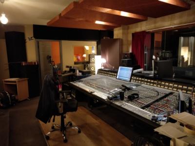 5/7/2019 Work on New Album Begins